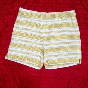The Loft dress shorts